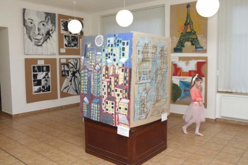 Putovní galerie ve Cvikově
