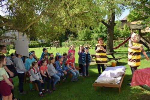 Včelí království